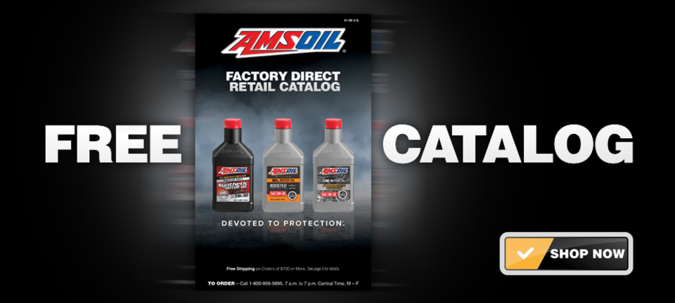Free Amsoil Product Catalog