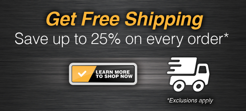 Get Free Shipping on Orders of $100 or More